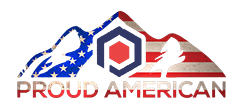 Proud American Solar & Electrical Logo